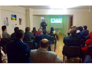 Kütahya'da E-ticaret Girişimciliği Tanıtım Toplantısı