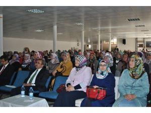 Manavgat Müftülüğünden Aile İçi Dayanışma Konferansı
