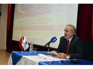 Milli mücadele, gelecek nesillere Mehmet Akif'in kalemi ile sirayet etmiştir