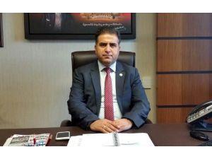 Milletvekili Fırat, 'İstiklal Marşı'nın Kabulü' Mesajı Yayınladı