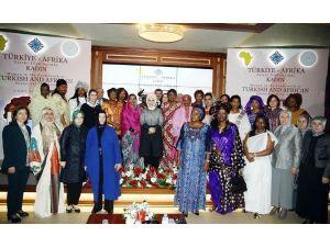 Emine Erdoğan'dan 'Afrika Kültür Evi' Müjdesi