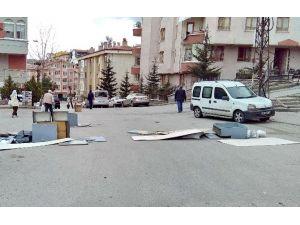 Başkent'te Molotof Kokteylli Berkin Elvan Eylemi