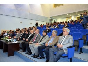 """Harran Üniversitesinde """"Küsi"""" Toplantısı Yapıldı"""