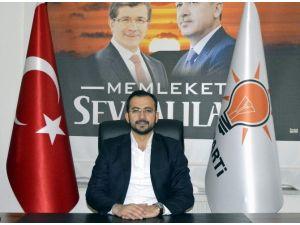 AK Parti İl Başkanı Tanrıver İstiklal Marşı'nın Kabulü Nedeniyle Bir Mesaj Yayımladı