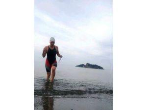 Senarist Ve Oyuncu Emrah Kaman İztuzu'ndaki Yüzme Yarışına Geliyor