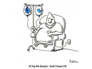 Genç Karikatürcülere Başarı Ödülü