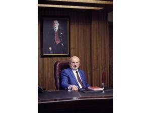 Sanko Üniversitesi Rektörü Prof. Dr. Ahmet Sınav: