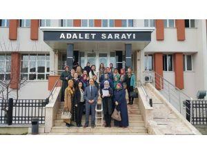 Bozüyük AK Parti Kadın Kollarından Kılıçdaroğlu Hakkında Suç Duyurusu