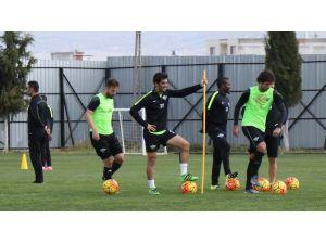 Akhisar Belediyespor, Eskişehirspor Hazırlıklarını Tamamladı