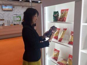 Mutlu Makarna, Japon Gıda Fuarı Foodex'te