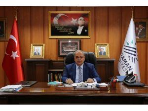 Başkan Kutlu'dan İstiklal Marşı'nın Kabulü Ve Mehmet Akif Ersoy'u Anma Günü Mesajı