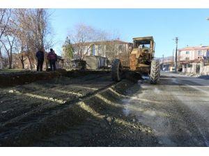 Yeni Mahalle 301 Sokakta Kaldırım Çalışmalarına Başlandı