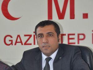 MHP'den 'Sessizlik' Çağrısı