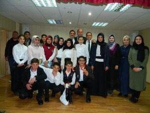 Posof Aşık Müdami Anadolu İmam Hatip Lisesi Mehmet Akif'i Andı