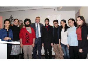 Sosyal Demokrasi Derneği Siyaset Okulu Çankaya Belediye Başkanı Alper Taşdelen'i Ağırladı