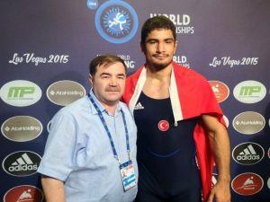 Son Dünya Şampiyonumuz Taha Akgül Avrupa Şampiyonasından Çekildi