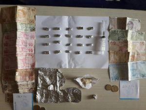 Şanlıurfa'da Uyuşturucu Madde Satan 2 Kişi Yakalandı