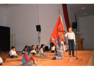 Mehmet Akif Ersoy Demre'de Anıldı
