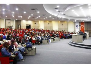 Sasgem'in Konuğu Erzican Üniversitesi'nden Prof. Dr. Aktaş Oldu
