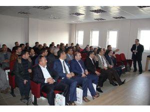 Muş'ta Ipard Destekleri Bilgilendirme Toplantısı