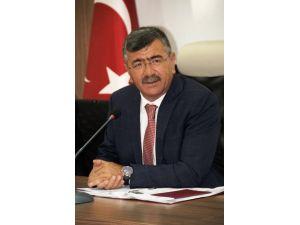 Başkan Akdoğan, YGS'ye Girecek Öğrencilere Başarı Diledi