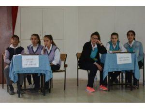 Ortaokullar Arası 3. Bölge 2. Grup Bilgi Yarışması Yapıldı