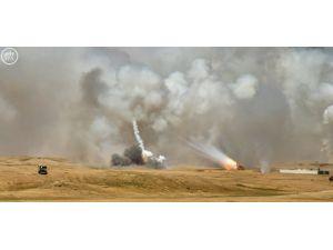 Ortadoğu'nun en büyük askeri tatbikatı, kapanış töreni ile sona erdi
