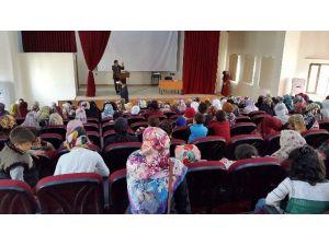 Silvan'da 'İslam'da Kadın Kimliği' Konferansı Düzenlendi