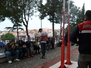 Edirne'de 171 kaçak ve sığınmacı yakalandı