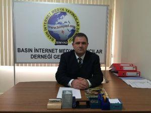 Bimyad Başkanı Apohan'ın Taziye Mesajı