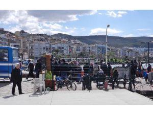NATO Ege Denizinde Sığınmacı Operasyonlarını Hızlandırdı