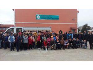 AFAD Ekipleri Özel Eğitim Uygulama Merkezi'nde Tanıtım Düzenledi