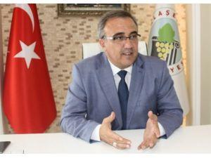 """Başkan Karaçoban: """"İstiklal Marşı Kahramanlık Destanıdır"""""""