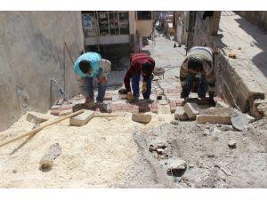 Eyyübiye'nin Yol Ağı Genişliyor