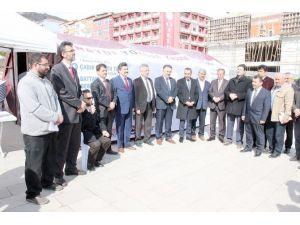 Yozgat Yardım Platformundan Bayırbucak Türkmenleri İçin Yardım Kampanyası