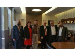 Aydoğdu Mahallesine Yapılacak Etüt Evi Projesi Görüşüldü