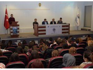 ESOGÜ'de 'Suriye Krizinin Türkiye'ye Olan Yansımaları' Konferansı