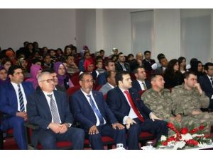 Mehmet Akif Ersoy Akçakale'de Anıldı