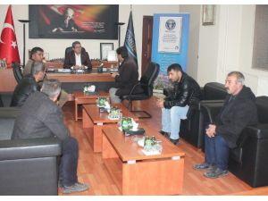 Tyçd Üyelerinden Van TSO'ya Ziyaret