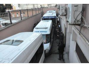 Kocaeli'de Terör Operasyonunda 6 Tutuklama