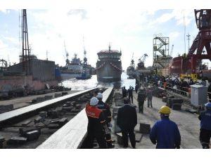"""""""Ronja Supporter"""" İsimli Gemi Norveç'e Uğurlandı"""