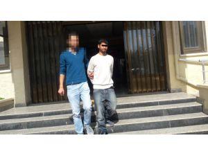 Tarsus'ta uyuşturucu operasyonunda 2 kişi tutuklandı