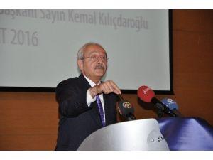 """Kılıçdaroğlu: """"Suriyelilerden Yer Altı Dünyasının Aktörleri Çıkacak"""""""