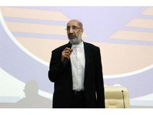 Gazeteci Yazar Abdurrahman Dilipak Gümüşhaneliler İle Buluştu
