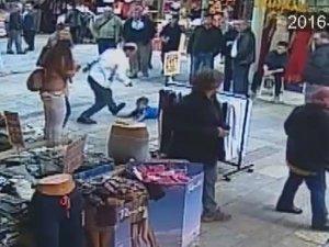 İzmir'de çocuğu darbeden esnaf serbest bırakıldı