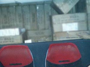 Yolcu otobüsünde 70 bin paket sigara ele geçirildi