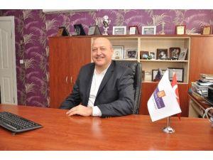İş Adamı Erol Günaydın İzmir'deki Lojistik Sektöründen Umutlu