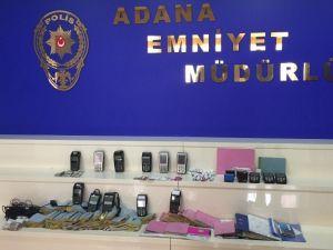 Adana'da Pos Tefeciliği Operasyonu