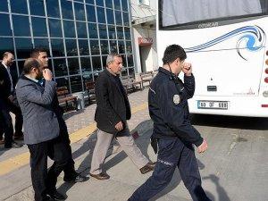 Tokat'ta FETÖ operasyonunda 18 şüpheli sağlık kontrolünden geçirildi