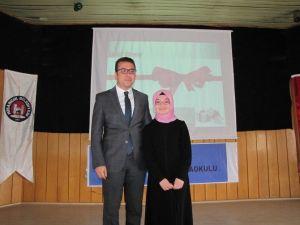 TEOG Türkiye İkincisi Öğrenciye Ödül